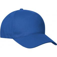 Clique Texas Cap met velcro sluiting kobalt