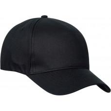Clique Texas Cap met velcro sluiting zwart