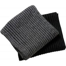 Mendon gebreide sjaal grijs