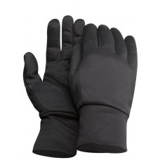 Functional gloves Media pocket zwart