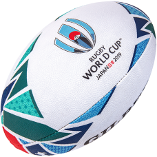 Gilbert Worldcup 2019 Japan replica ball