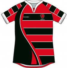 Dordtsche Rugby Club MAORI WEDSTRIJDSHIRT