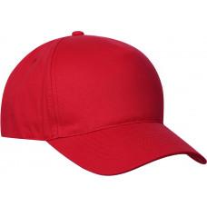 Clique Texas Cap met velcro sluiting rood