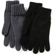 Mallory gebreide handschoenen zwart