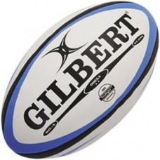 Gilbert OMEGA wedstrijdbal blauw