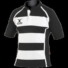 XACT HOOPS matchdayshirt Zwart Wit