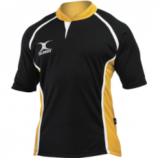 XACT matchdayshirt Zwart Amber
