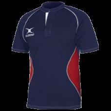 XACTV2 matchdayshirt Navy-Rood