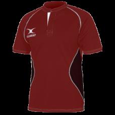 XACTV2 matchdayshirt Rood - Zwart