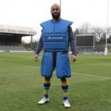 reversable training suit