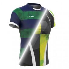 Akuma reversable semi fit damesshirt