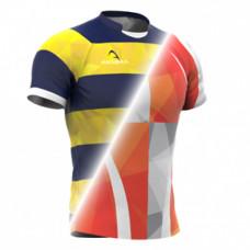 Akuma reversable semi fit shirt